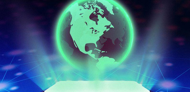 Ученые создали объемную голограмму при помощи лазеров