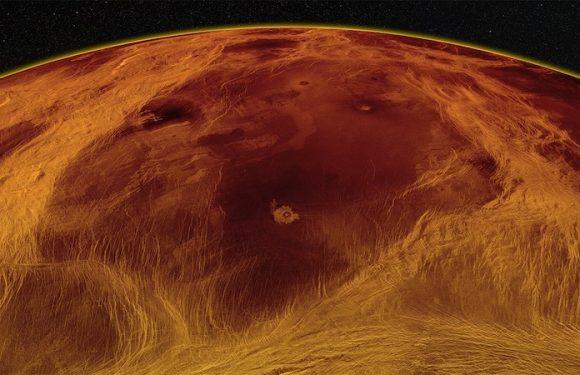 Растрескавшаяся поверхность Венеры ведет себя как морской лед