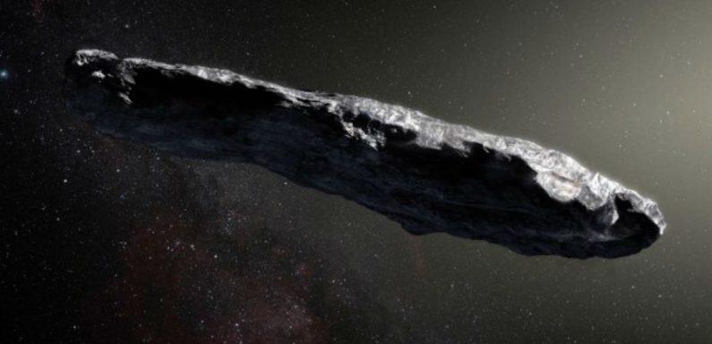 Гарвардский профессор считает, что межзвездный объект «Оумуамуа» может быть инопланетным устройством связи
