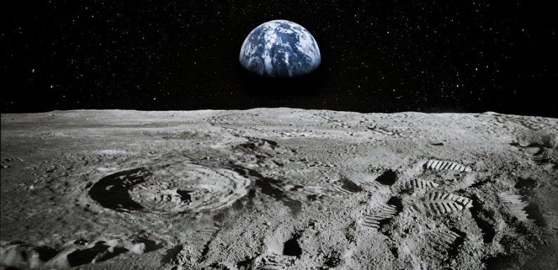 У Луны могло недолго существовать магнитное поле