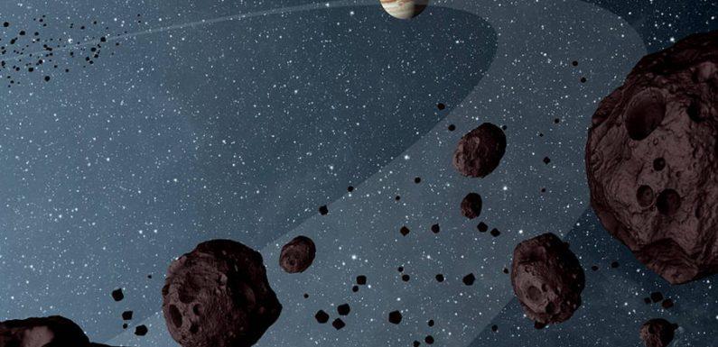 НАСА начинает подготовку к запуску первой миссии к троянским астероидам Юпитера