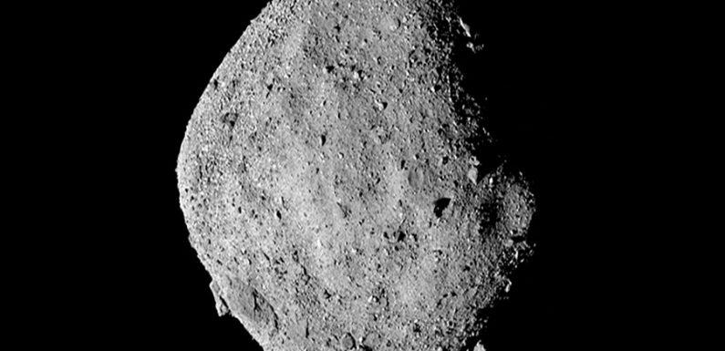 Расчеты НАСА показывают, что астероид Бенну может врезаться в Землю