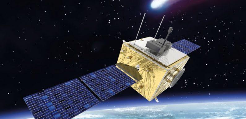 Европейские и японские ученые представили перехватчика комет