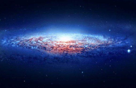 Составлена самая подробная карта галактики Андромеда, полученная с помощью радиотелескопа