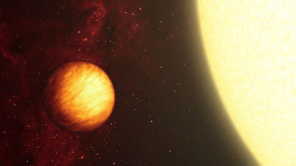 Upsilon Andromeda b