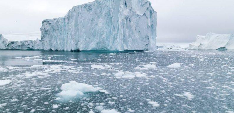 Арктика может стать практически свободной ото льда до 2050 года