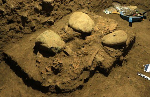 Археологические раскопки выявили ДНК, принадлежащую древнему родственнику человека