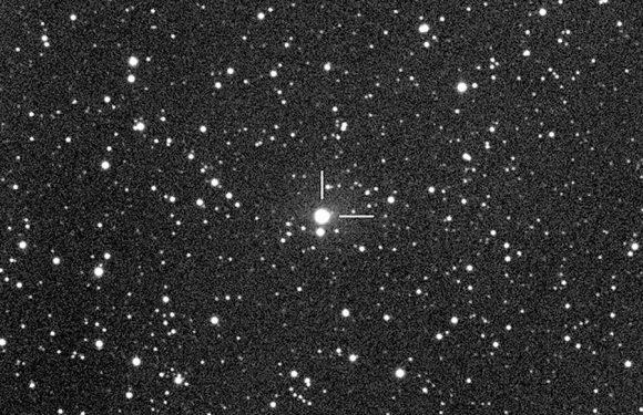 Комета 29Р пережила самый яркий всплеск за последние годы