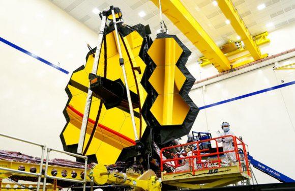 Космический телескоп НАСА имени Джеймса Уэбба готов к выходу в космос