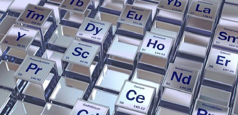 Создана новая методика очистки редкоземельных металлов